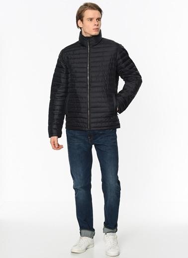 Calvin Klein Doğal Tüy Dolgulu Mont Siyah